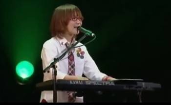 oku hanako at red ribbon live