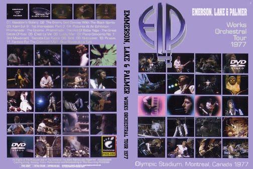 elp live 1977 dvd