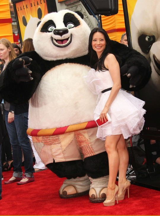 "Premiere Of DreamWorks Animation's ""Kung Fu Panda 2"" - Arrivals"
