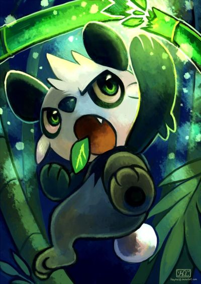 Pancham fighting type